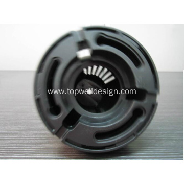 Custom rubber injection moulding with LKM mold base